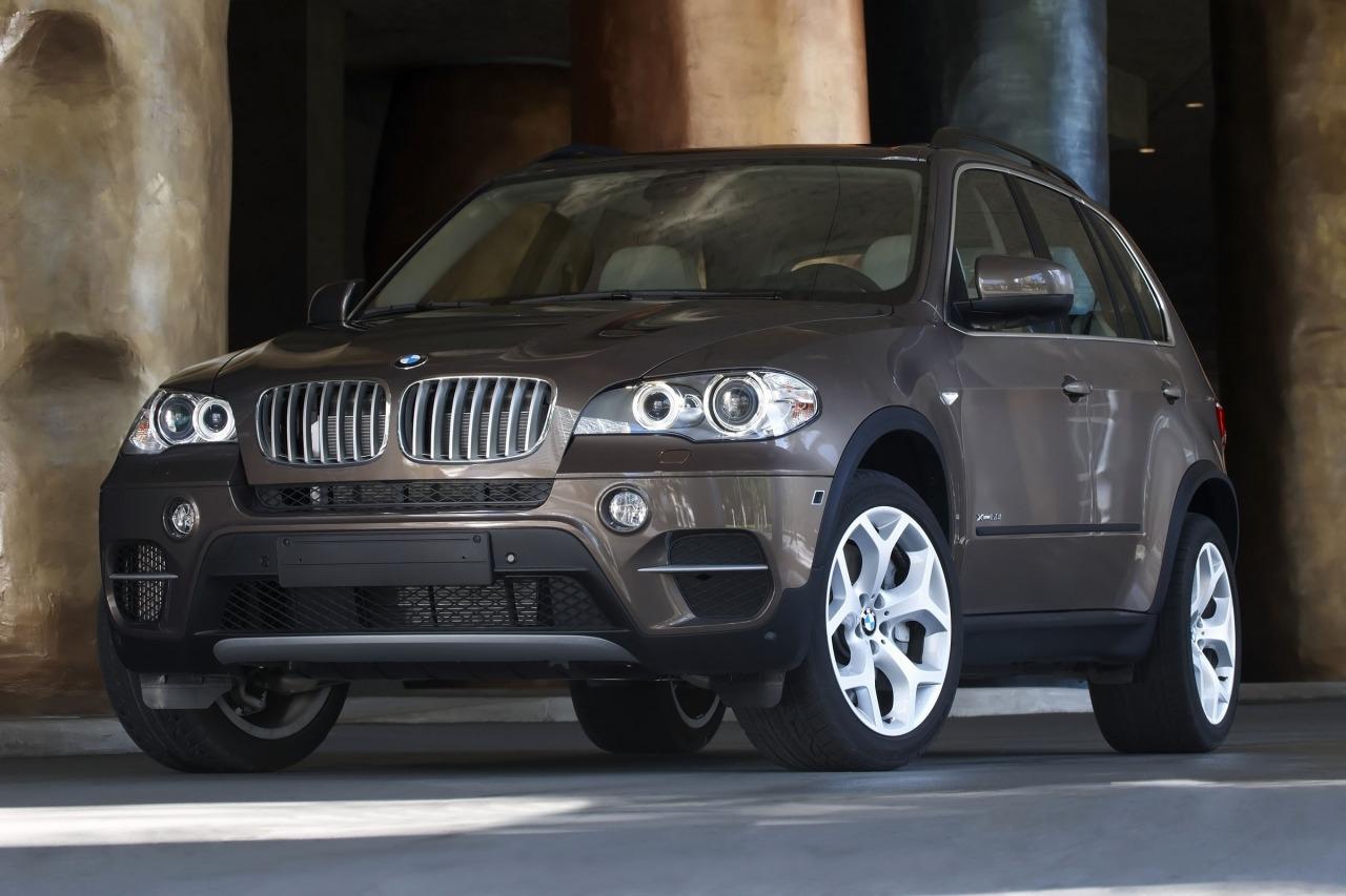 2011 BMW X5 XDRIVE35I Slide 0