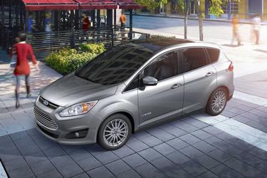 2016 Ford C-MAX Hybrid SEL SEL 4dr Wagon Hillsborough NC