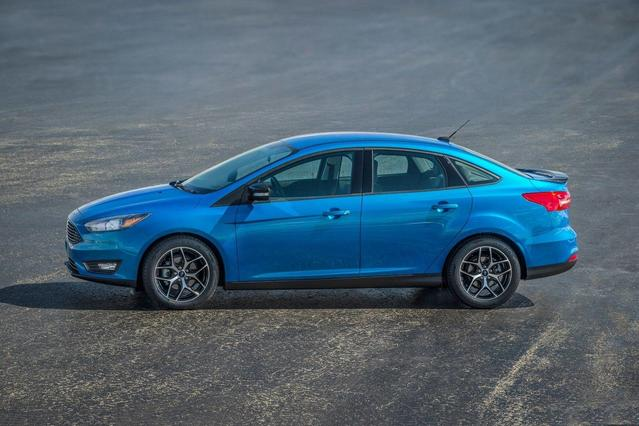 2017 Ford Focus SEL 4dr Car Hillsborough NC