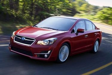 2015 Subaru Impreza Wagon 2.0I SPORT LIMITED Hatchback Fayetteville NC