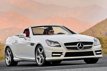 2015 Mercedes-Benz SLK-Class SLK 350 Convertible Wilmington NC