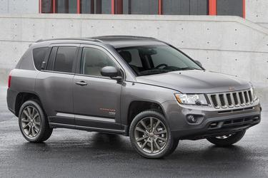 2017 Jeep Compass LIMITED Sport Utility Slide 0