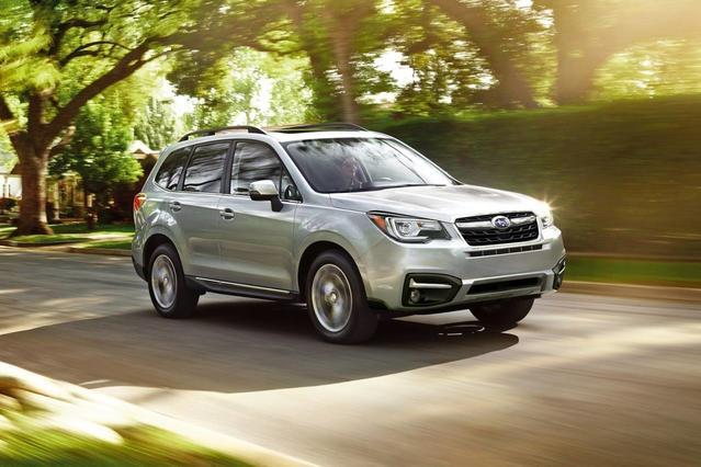 2018 Subaru Forester 2.5I TOURING SUV Slide 0
