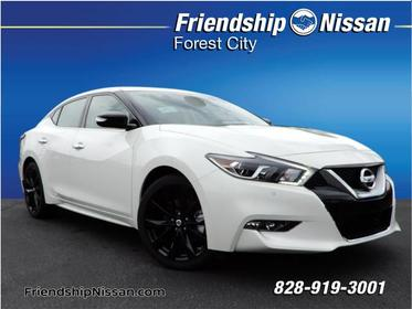 2017 Nissan Maxima 3.5 SR MIDNIGHT EDITION 3.5 SR 4dr Sedan Bristol TN