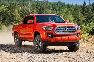 2017 Toyota Tacoma Hillsborough NC