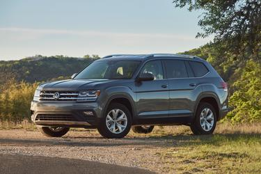 2018 Volkswagen Atlas 3.6L V6 LAUNCH EDITION SUV Slide