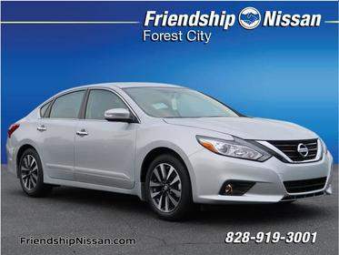 2017 Nissan Altima 2.5 SV 2.5 SV 4dr Sedan Forest City NC