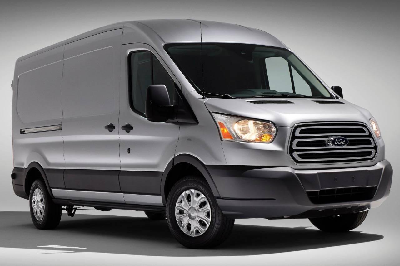 2017 Ford Transit-250 BASE Slide 0