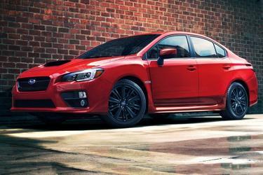 2015 Subaru Impreza WRX Greensboro NC