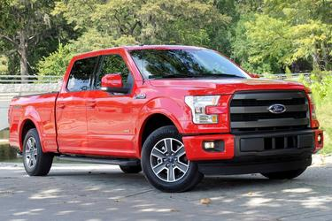 2016 Ford F-150 KING RANCH Crew Pickup Rocky Mt NC