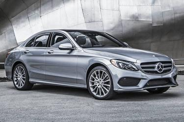 2015 Mercedes-Benz C-Class 4DR SDN C 300 4MATIC Wake Forest NC