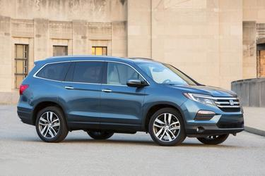 2017 Honda Pilot TOURING AWD Norwood MA