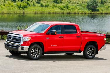 2014 Toyota Tundra 4WD Truck PLATINUM Pickup Merriam KS
