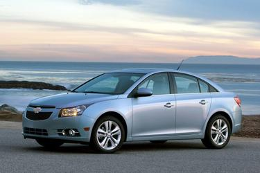2014 Chevrolet Cruze 1LT Sedan Apex NC