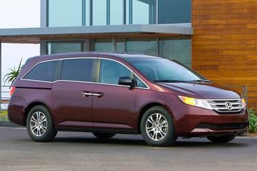 2014 Honda Odyssey EX-L Minivan Merriam KS