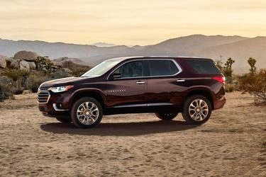2018 Chevrolet Traverse LT LEATHER  NC