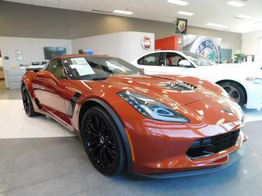 2015 Chevrolet Corvette Z06 2LZ 2dr Car Slide 0