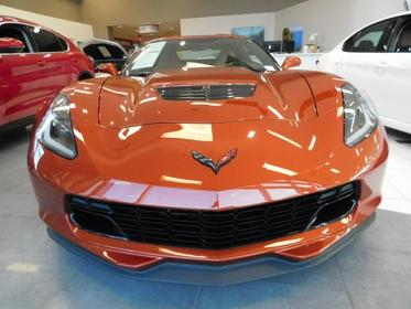 2015 Chevrolet Corvette Z06 2LZ 2dr Car North Charleston SC