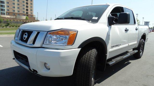 2015 Nissan Titan PRO-4X Crew Cab Pickup North Charleston SC