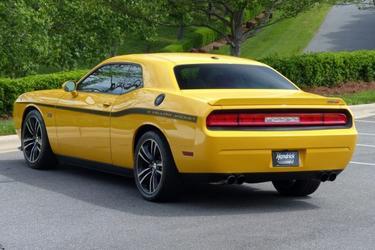 2012 Dodge Challenger YELLOW JACKET 2dr Car North Charleston SC
