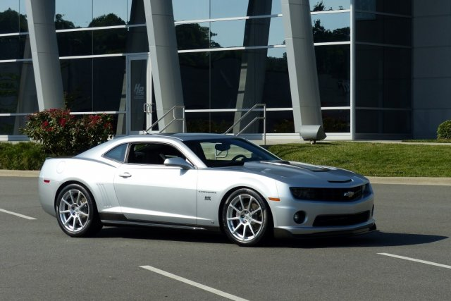 2010 Chevrolet Camaro 2SS 2dr Car Slide