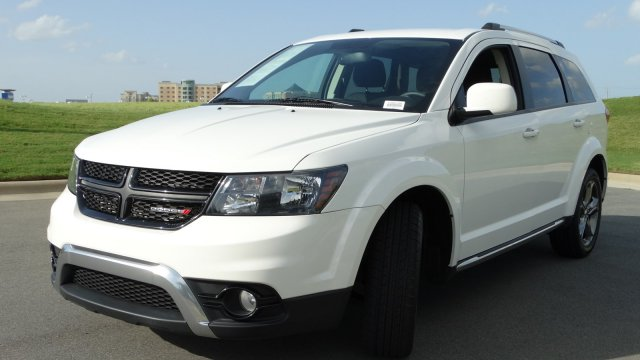 2016 Dodge Journey CROSSROAD Sport Utility Slide