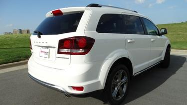 2016 Dodge Journey CROSSROAD Sport Utility Apex NC