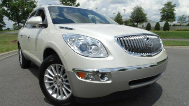 2012 Buick Enclave LEATHER Sport Utility Apex NC
