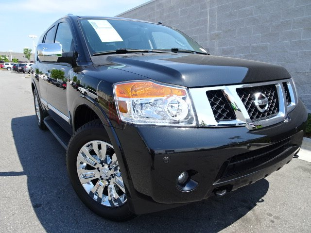 2015 Nissan Armada PLATINUM Sport Utility Merriam KS