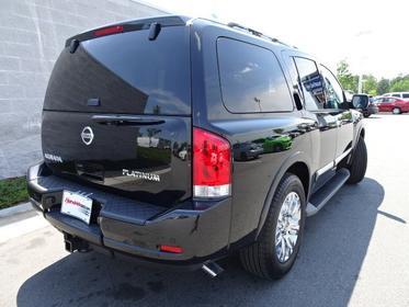 2015 Nissan Armada PLATINUM Sport Utility North Charleston SC