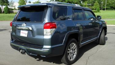 2012 Toyota 4Runner LIMITED Sport Utility Apex NC