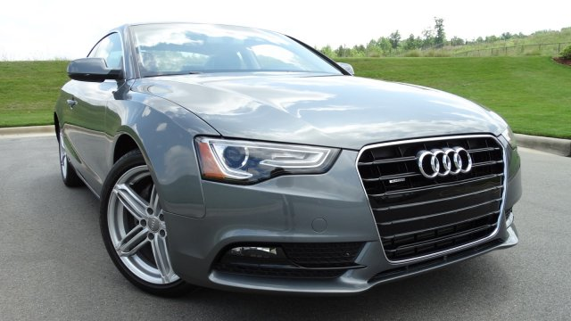 2013 Audi A5 PREMIUM PLUS 2dr Car Slide