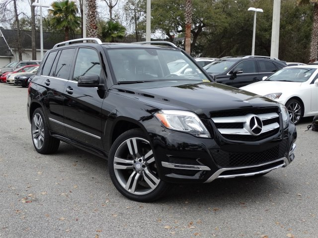 2014 Mercedes-Benz GLK-Class GLK 350 Sport Utility North Charleston SC