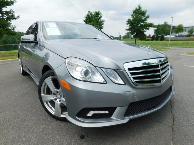 2011 Mercedes-Benz E-Class E 350 SPORT 4dr Car Apex NC