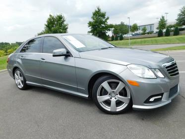 2011 Mercedes-Benz E-Class E 350 SPORT 4dr Car North Charleston SC