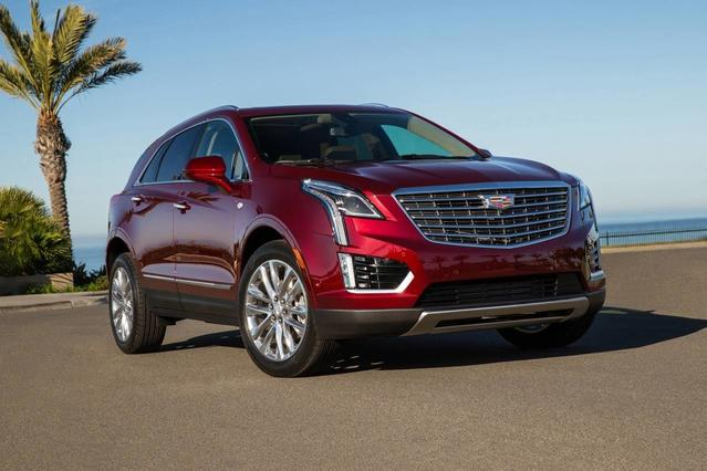 2018 Cadillac XT5 LUXURY Luxury 4dr SUV Mooresville NC