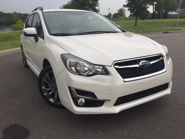 2016 Subaru Impreza Wagon 2.0I SPORT PREMIUM Hatchback Fayetteville NC