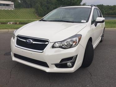 2016 Subaru Impreza Wagon 2.0I SPORT PREMIUM Hatchback Apex NC