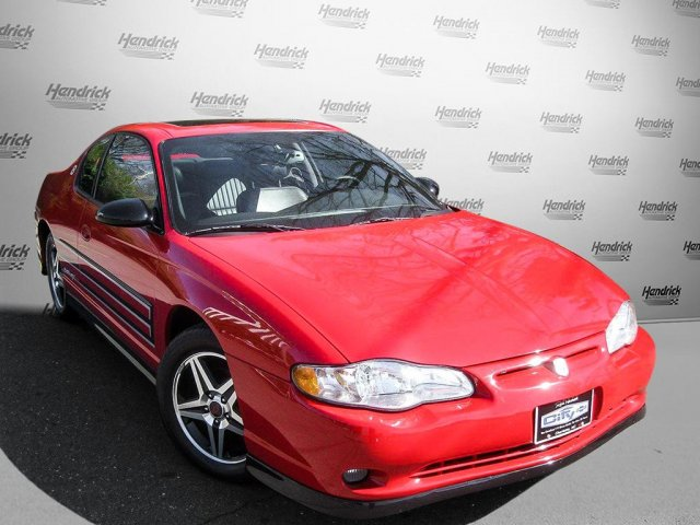 2004 Chevrolet Monte Carlo SS SUPERCHARGED 2dr Car Wilmington NC