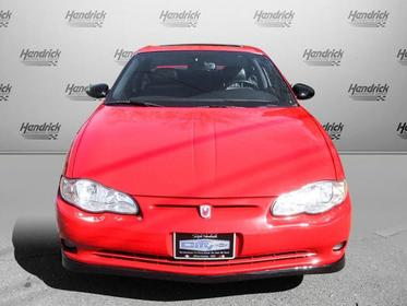 2004 Chevrolet Monte Carlo SS SUPERCHARGED 2dr Car North Charleston SC
