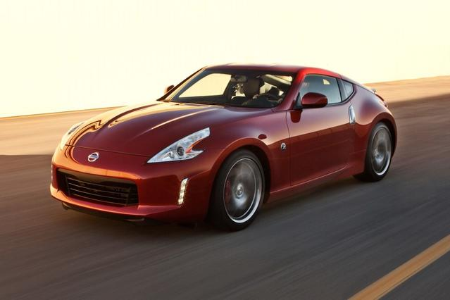 2018 Nissan 370Z TOURING Convertible Slide 0
