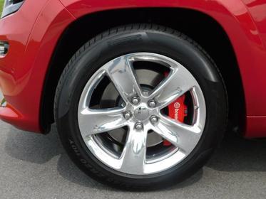 2015 Jeep Grand Cherokee SRT Sport Utility Apex NC