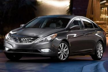 2013 Hyundai Sonata LIMITED Sedan Merriam KS