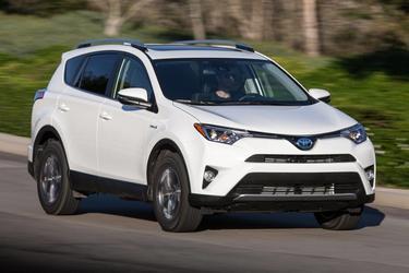 2016 Toyota RAV4 Hybrid XLE SUV Merriam KS