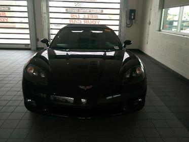 2007 Chevrolet Corvette  Convertible Slide 0