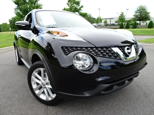 2015 Nissan JUKE SV Sport Utility Merriam KS