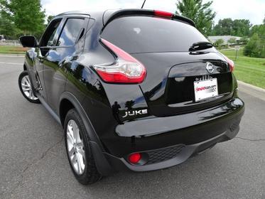 2015 Nissan JUKE SV Sport Utility Apex NC
