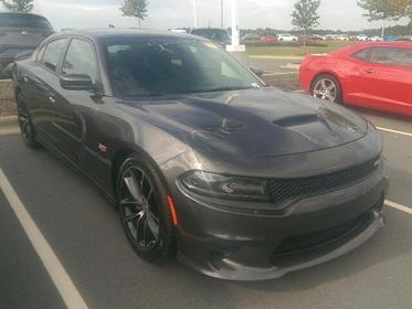 2016 Dodge Charger R/T SCAT PACK 4dr Car Apex NC