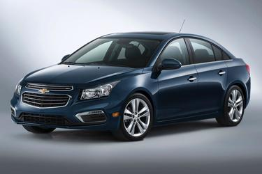 2016 Chevrolet Cruze Limited LTZ Hillsborough NC