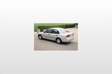 2002 Honda Civic EX Sedan Merriam KS